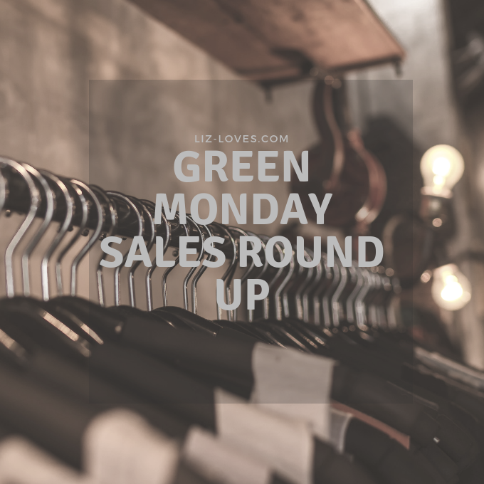 Green Monday Sales Round Up