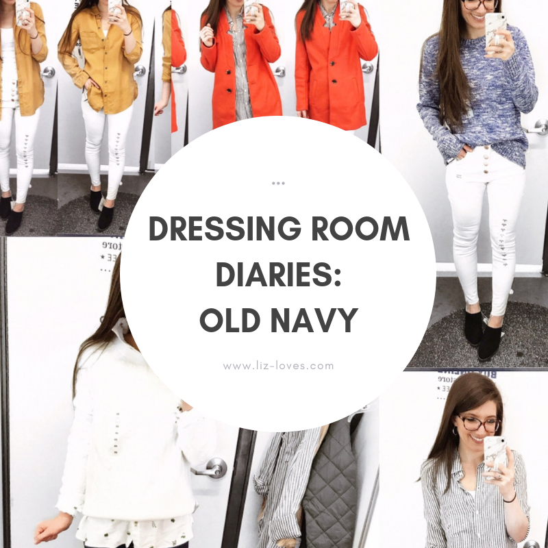 Dressing Room Diaries: Old Navy