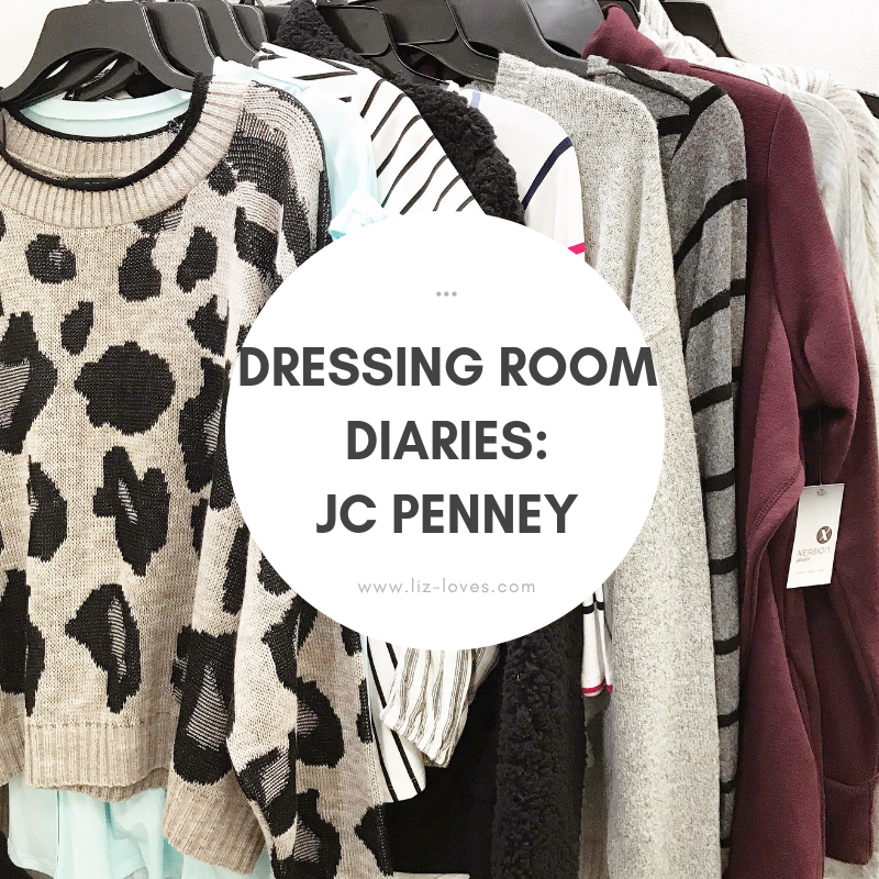 Dressing Room Diaries: JC Penney