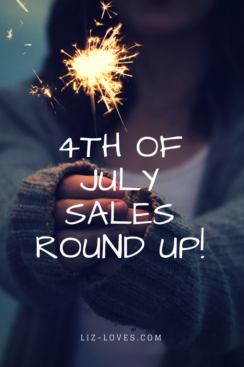 SALE ROUND UP: 4th of July