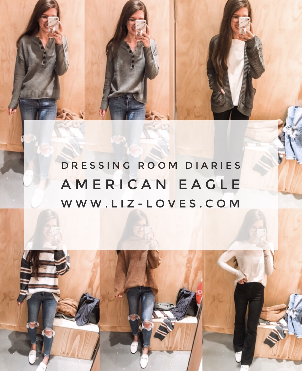 Dressing Room Diaries: American Eagle