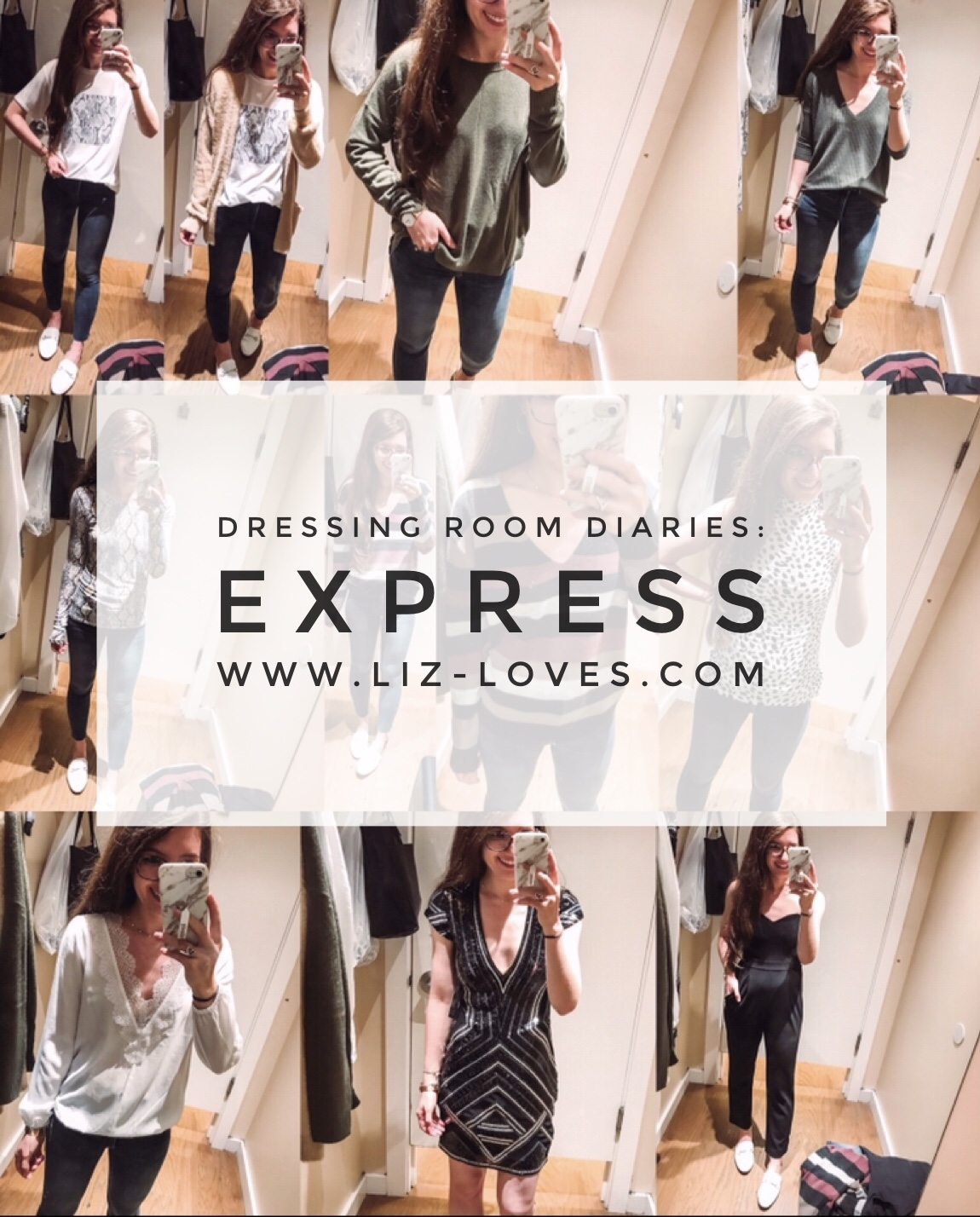Dressing Room Diaries: Express