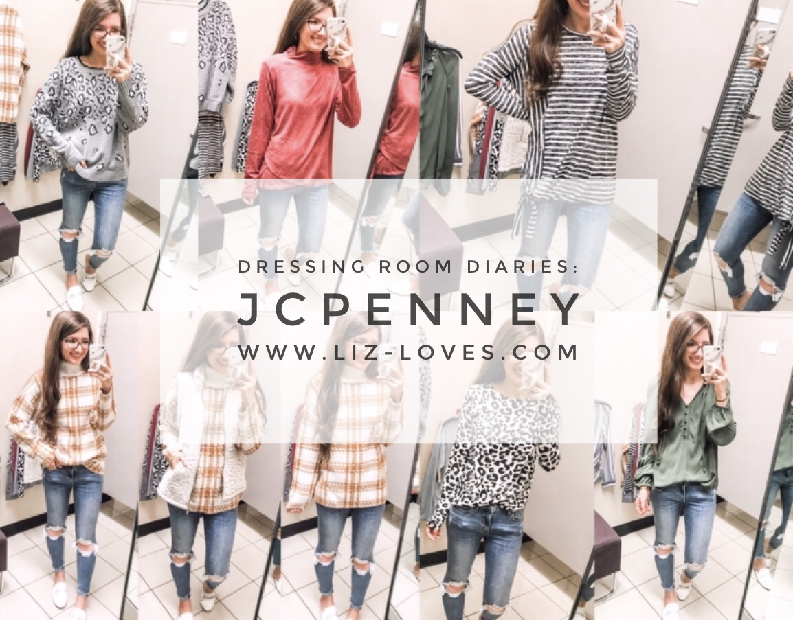 Dressing Room Diaries: JCPenney
