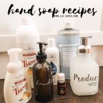 DIY Non toxic soap recipes