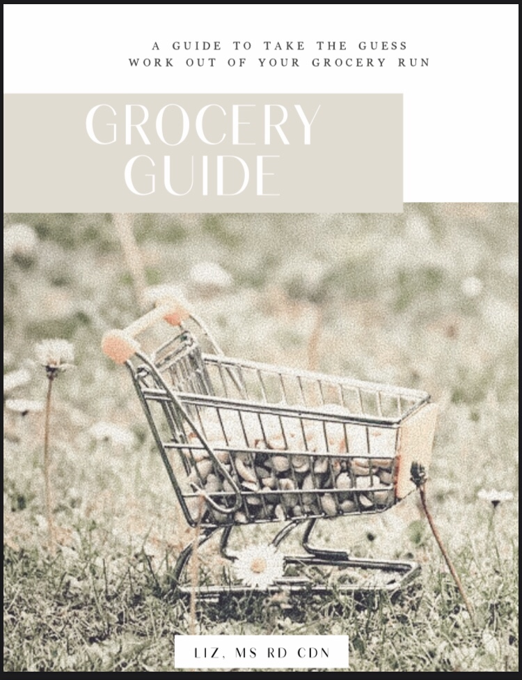 A Dietitians Grocery Guide to Trader Joe's and Costco